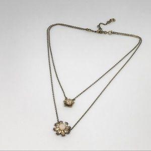 Gardenia Convertible Pendant Necklace